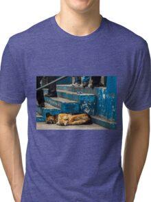 A Quiet Step Tri-blend T-Shirt