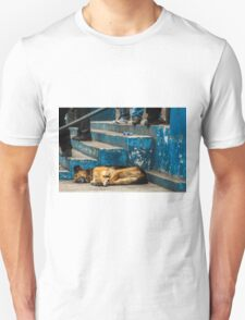 A Quiet Step Unisex T-Shirt
