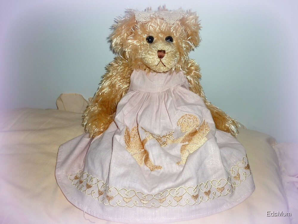 Settler - Collector Bear - Whitney by EdsMum