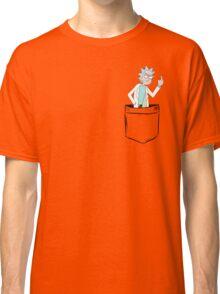 Rick Bird Pocket. Classic T-Shirt