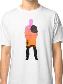 Supernatural - Castiel Impala Silhouette Classic T-Shirt