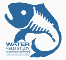 Water Field Study One Piece - Long Sleeve