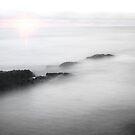 Snapper Rocks Sunrise by Andrew Wilson