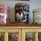 *Three Egg Tins in Friend's Kitchen* by EdsMum