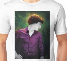 Purple shirt Unisex T-Shirt