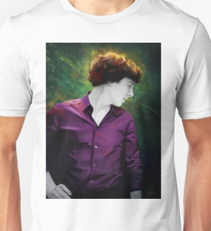 Purple shirt Unisex T-Shirt