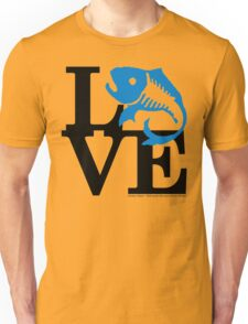 Water Field Study Love (fcb) Unisex T-Shirt