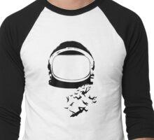 The 100 - Space Helmet Men's Baseball ¾ T-Shirt