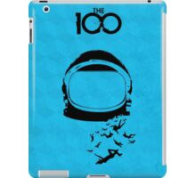 The 100 - Space Helmet iPad Case/Skin