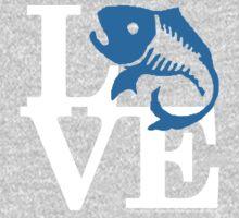 Water Field Study Love (fcw) One Piece - Long Sleeve