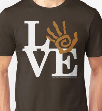 Soil Field Study Love (fcw) Unisex T-Shirt