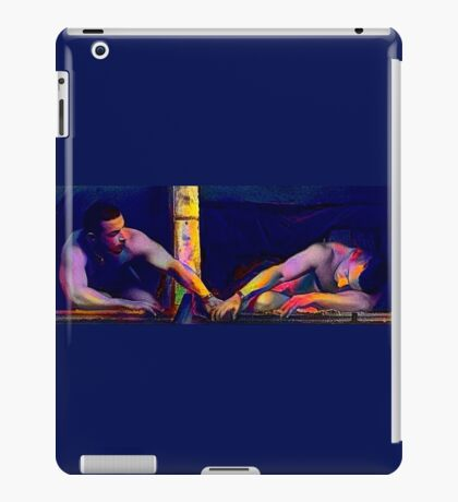 Lift Yourself Up iPad Case/Skin