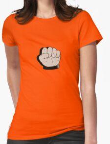 FoxReignPower Womens Fitted T-Shirt