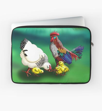 Chickens Laptop Sleeve