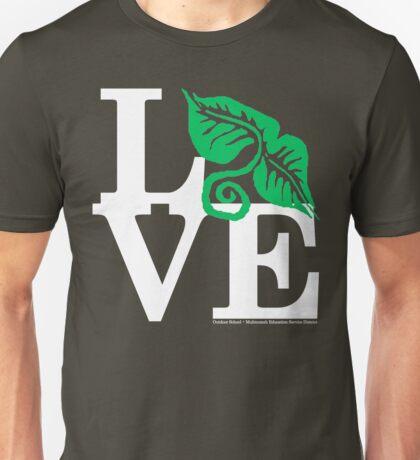 Plants Field Study Love (fcw) Unisex T-Shirt