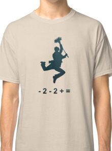 - 2 - 2 + = / Chim-Chim Cher-ee Classic T-Shirt