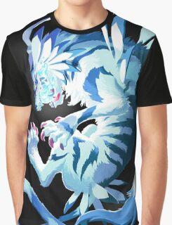 Howling Blaster Graphic T-Shirt
