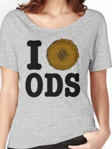 I Wood Cookie ODS Women's Relaxed Fit T-Shirt