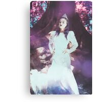 The White Queen Canvas Print