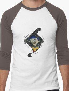 Life Has Many Doors, Ed-Boy! Men's Baseball ¾ T-Shirt