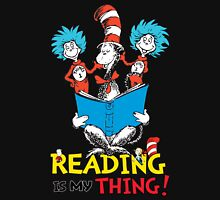 Read Across America - Reading is my Thing T-Shirt