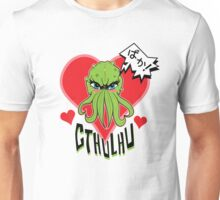 My Cthulhu Can't Possibly Be This Cute! Unisex T-Shirt