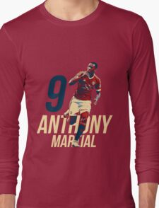 Anthony Martial Long Sleeve T-Shirt