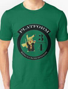 Pikachu potter Unisex T-Shirt