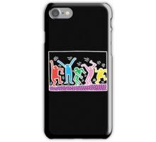 Keith Haring Dance iPhone Case/Skin