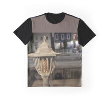 Candle Torch Graphic T-Shirt