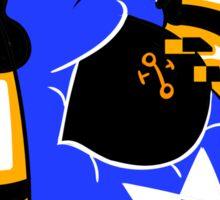 Bill Cipher Form #4 Sticker