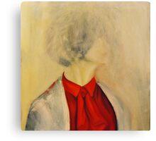 Underneath, 2013, 50-50cm, oil on canvas Canvas Print