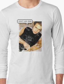 Anakin is a sandy liar Long Sleeve T-Shirt