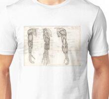 Human Anatomy 4 Unisex T-Shirt