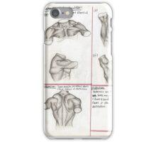 Human Anatomy 3 iPhone Case/Skin