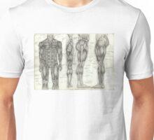 Human Anatomy 2 Unisex T-Shirt