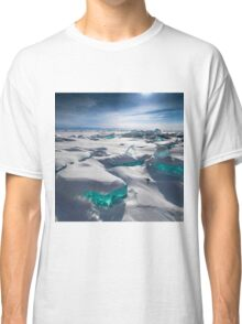 TURQUOISE ICE Classic T-Shirt