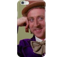 Condescending Wonka iPhone Case/Skin