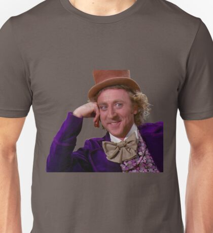 Condescending Wonka Unisex T-Shirt