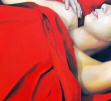 Do you dream of me, 2012, 120-80cm, oil on canvas Sticker
