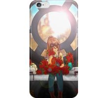 ring around the roses iPhone Case/Skin