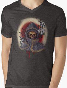 Chivalry in Thorns Mens V-Neck T-Shirt
