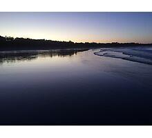 Sunset, Agnes Water Beach, Qld, Aus Photographic Print