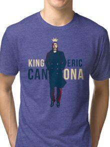 King Eric Cantona Tri-blend T-Shirt