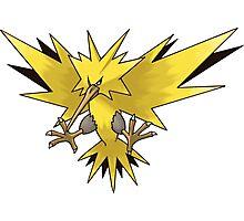 Pokemon Phoenix Photographic Print