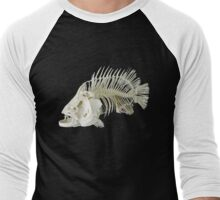 FISH BONE Men's Baseball ¾ T-Shirt