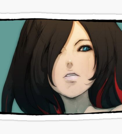 Gravity Rush - Ravan Portrait Sticker