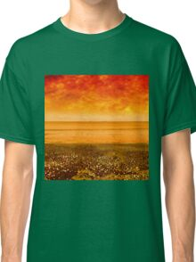 Fire Beach Classic T-Shirt