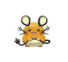 Pokemon Mice Photographic Print