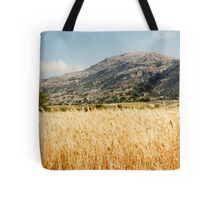 Cereal Field - Lasithi Tote Bag